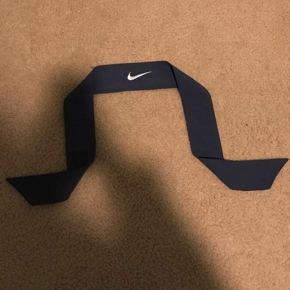 navy blue nike headband fe7227dbbfd